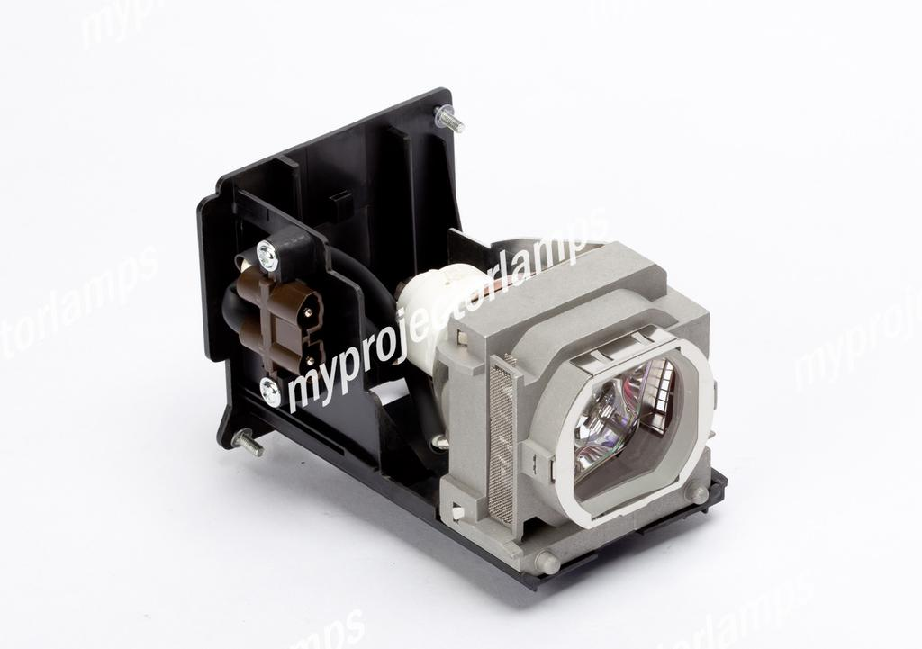 Mitsubishi SD206 Projector Housing with Genuine Original OEM Bulb