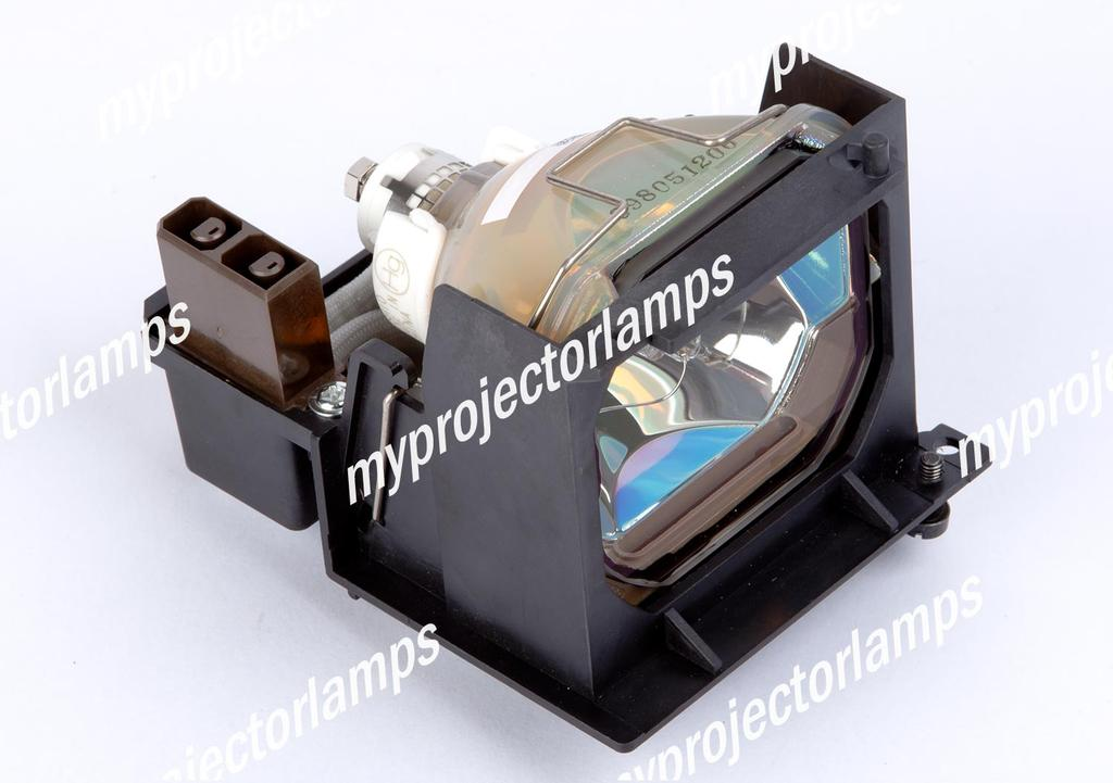 Power by Philips Genuine OEM Replacement Lamp for NEC NP22LP Projector IET Lamps with 1 Year Warranty